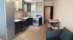 1-комнатная, улица Пионерская 96. центр, 45кв.м. Кухня