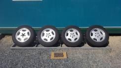 "Комплект колёс Intra на Mercedes-Benz R15 W126. 7.0x15"" 5x112.00 ET25"