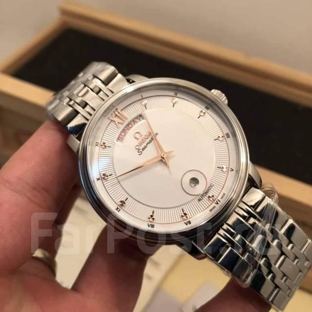 Omega Автоматические механические часы Новые мужские часы ... cecd08e6f6985