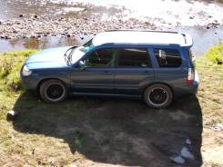 Subaru Forester. автомат, 4wd, бензин