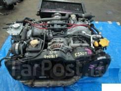 Двигатель Subaru EJ20G турбо на запчасти