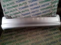 Бампер. Toyota Corolla Fielder, NZE141, NZE141G