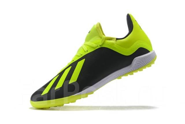 f39f3bd64b96 Футбольные бутсы Adidas X 18.3 TF - Обувь во Владивостоке