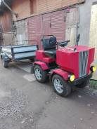 МТЗ. Мини трактор , 15 л.с.