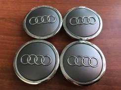 """Колпаки на цо для литых дисков на Audi. Новые 4 шт D56/68 (Н2). Диаметр 17"""""""", 1шт"""