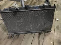 Радиатор охлаждения двигателя. Nissan Bluebird Sylphy, FG10