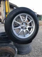 """Manaray DIOS eS9 R15 4*100 6j ET45 + 195/65R15 Dunlop DSX2 зима новые. 6.0x15"""" 4x100.00 ET45"""