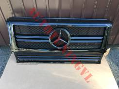 Решетка радиатора. Mercedes-Benz G-Class, W463