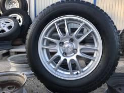 """Manaray DIOS eS6 R15 4*100 6j ET45 + 195/65R15 Bridgestone Ice Partner. 6.0x15"""" 4x100.00 ET45. Под заказ"""