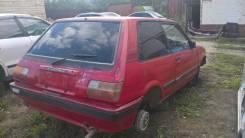 Toyota Corolla FX. AE81, 3ALU