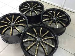 "NZ Wheels F-5. 8.0x18"", 5x100.00, ET42, ЦО 73,1 мм."