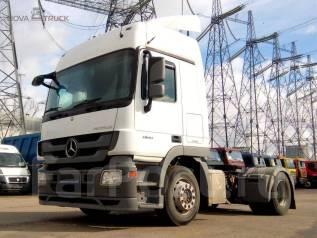 Mercedes-Benz Actros. Седельный тягач 1841 LS, 11 946куб. см., 10 400кг.