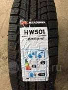 Headway HW501. Зимние, под шипы, 2018 год, без износа, 4 шт