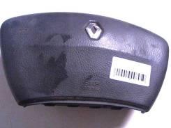 Подушка безопасности водителя. Renault Laguna, X74 Двигатели: F4P, F4R, F4RT, F5R, K4M, L7X