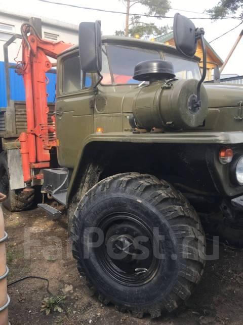 Урал 4320. с манипулятором, 8 000кг., 6x6