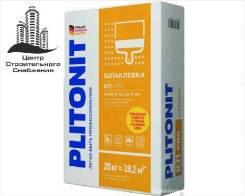 Шпаклевка полимерная ПЛИТОНИТ KПpro белая 20кг, 4470546