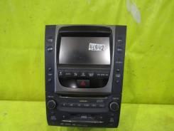 Магнитола Lexus GS 300 05-12г 41942