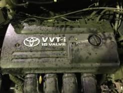 Пластиковая крышка на двс Toyota Allion Premio