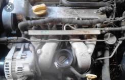 Двигатель в сборе. Chery Tiggo