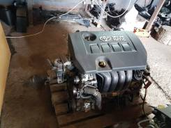 Компрессор кондиционера. Toyota Allion, ZRT261 Двигатель 3ZRFAE