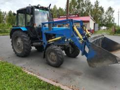 МТЗ 82.1. Продается трактор , 2015 г. в., 81 л.с., В рассрочку