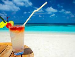 Таиланд. Пхукет. Пляжный отдых. Горящий Пхукет