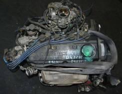 Двигатель Mitsubishi 4G93 карбюраторный на Galant Eterna Emeraude E52A