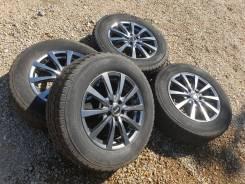 "Manaray R15 5/100 ET38 6J Toyo 205/65/15. 6.0x15"" 5x100.00 ET38"