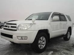 Toyota Hilux Surf. Без водителя