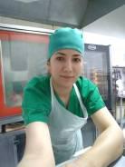 Пекарь. Среднее образование, опыт работы 1 год