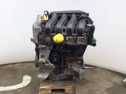 Двигатель в сборе. Renault Megane Renault Grand Scenic Renault Scenic Двигатели: K4M, K4M760, K4M761, K4M812, K4M813, K4M848, K4M858, K4MD812, K4M782...