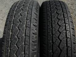 Bridgestone R600. Летние, 2002 год, 30%, 2 шт
