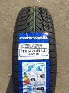 Compasal Ice Blazer I. Зимние, без шипов, 2018 год, без износа, 4 шт