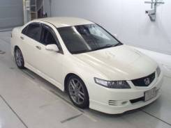 Honda Accord. CL7EUROR, K20A RED TOP
