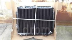 Радиатор охлаждения двигателя. Mitsubishi Pajero Двигатели: 4D55T, 4D56T