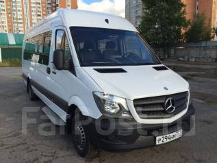 Mercedes-Benz Sprinter 515 CDI. Микроавтобус Mercedes-Sprinter 515 CDI, 19 мест