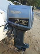 Suzuki. 75,00л.с., 2-тактный, бензиновый