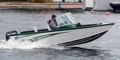 Albakore 440 CS. 2019 год, длина 4,43м., двигатель подвесной, 50,00л.с., бензин. Под заказ