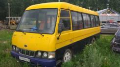 Kia Combi. Автобус , 21 место