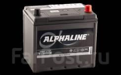 Alphaline. 60А.ч., Обратная (левое), производство Корея