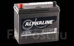 Alphaline. 55А.ч., Обратная (левое), производство Корея