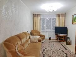 3-комнатная, улица Демьяна Бедного 31. Железнодорожный, агентство, 70кв.м.