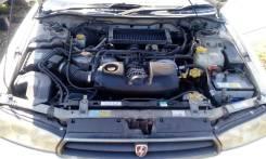 Двигатель в сборе. Subaru Legacy, BD2, BD3, BD4, BD5, BD9, BG5 Двигатель EJ20H