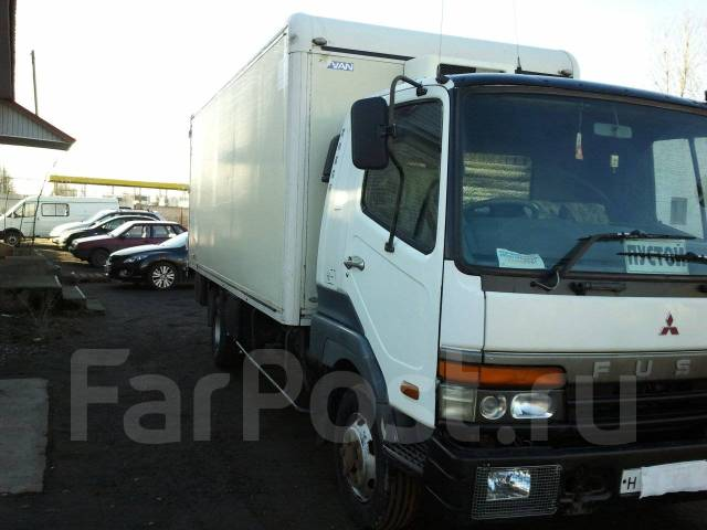 Mitsubishi Fuso. Продается грузовик мицубиси фусо, 7 545куб. см., 5 000кг.