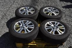 """Комплект дисков с летней резиной R15, Toyota Premio. 6.0x15"""" 5x100.00"""