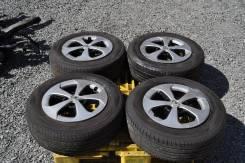 """Комплект дисков R15 с резиной, Toyota Prius 30. 6.0x15"""" 5x100.00 ET45"""