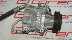 Компрессор кондиционера на Toyota Bb на 1NZ-FE IST, VITZ, PROBOX, COROLLA, FUNCARGO, BB, PLATZ, PORTE, WILL VI, WILL CYPHA 1NZ-FE 88310-52201.