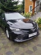 Toyota Camry. С водителем