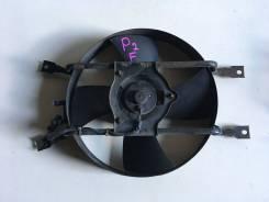 Вентилятор радиатора кондиционера. Mitsubishi Delica, P25T, P25V, P25W, P35W