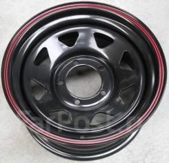 "Steel Wheels. 8.0x17"", 6x139.70, ET-20, ЦО 110,1мм. Под заказ"
